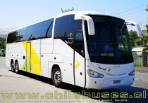Irizar Century III - Scania   Buses Tepual (Bus Universidad Mayor)