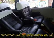 Asiento Cama - Neobus New Road 380 N10 - Scania | Buses Jet Sur