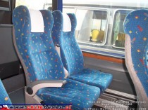 Tipo de Asiento Pullman (Clasico) - Noge Touring / Buses Alsa-Lit
