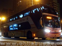 Busscar Panorâmico DD  - Volvo | Buses Tacc Expreso Norte
