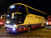 Comil Campione 4.05 HD - M. Benz | Buses Pullman JC
