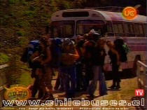 "Bus Reality ""Granjeras"" Canal 13 / Caio - Dodge"