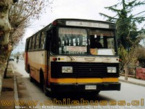 Metalpar - M. Benz | Bus Rural Rancagua - Graneros (VI reg)