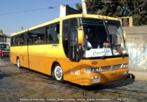 Busscar El Buss 340 - Scania | Buses Covalle