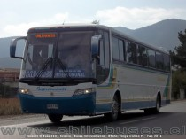 Busscar El Buss 340 - Scania | Buses Intercomunal