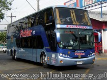 Busscar Panoramico DD - M. Benz | Buses Buses Nueva Fichtur Vip