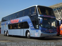 Busscar Panoramico DD - Volvo | Buses Nueva Fichtur Vip