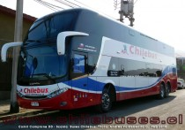 Comil Campione DD - Scania | Buses Chilebus