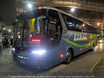 Comil Campione Vision 3.45 - M. Benz | Buses Libac