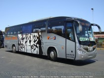 Irizar New Century  - M. Benz | Buses Cruz del Norte