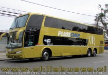 Marcopolo Paradiso 1800 DD G6 - Volvo | Buses Pluss Chile