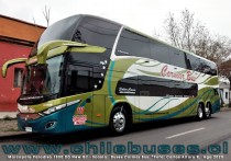 Marcopolo Paradiso 1800 DD New G7 - Scania  |  Buses Cormar Bus