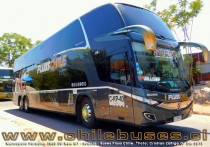 Marcopolo Paradiso 1800 DD New G7 - Scania | Buses Pluss Chile