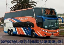 Marcopolo Paradiso 1800 DD New G7 - Scania | Buses Pullman Bus