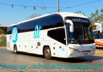 Young Man JNP6126L Starliner  |  Buses Lit Andrade
