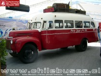 Ford 1946  /  Buses Macaya & Cavour (Actual Tramaca)