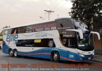 Comil Invictus DD - Scania  |  Buses Eme bus