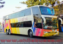 Marcopolo Paradiso 1800 DD G6 - Volvo  |   Buses Linatal