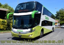 Marcopolo Paradiso 1800 DD G7 - Scania | Buses Tur Bus