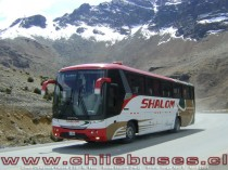 Comil Campione Visione 3.45 - M. Benz | Buses Shalom (Perú)