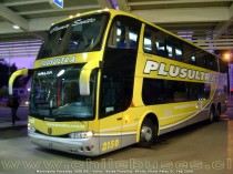 Marcopolo Paradiso 1800 DD - Volvo | Buses Plusultra