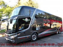 Marcopolo Paradiso 1800 DD G7 - Scania | Buses Del Sur Y Media Agua (Argentina)