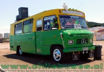 Cuatro Ases PH17 - M. Benz | Bus Local de Comida Rapida (Antofagasta)
