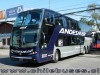Busscar Panorâmico DD - Volvo | Buses Andesmar Tramat