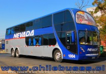 Metalsur Starbus DP - M. Benz | Buses Andesmar Nevada
